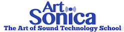 Logo Sekolah ArtSonica