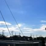 連続15日目の雲形UFO。波動を合わせると雲形UFOだらけになりました