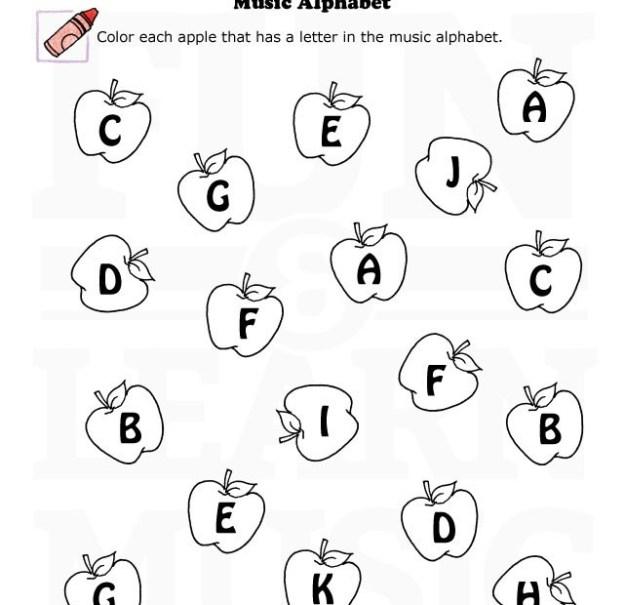 Free Alphabets Worksheets #2