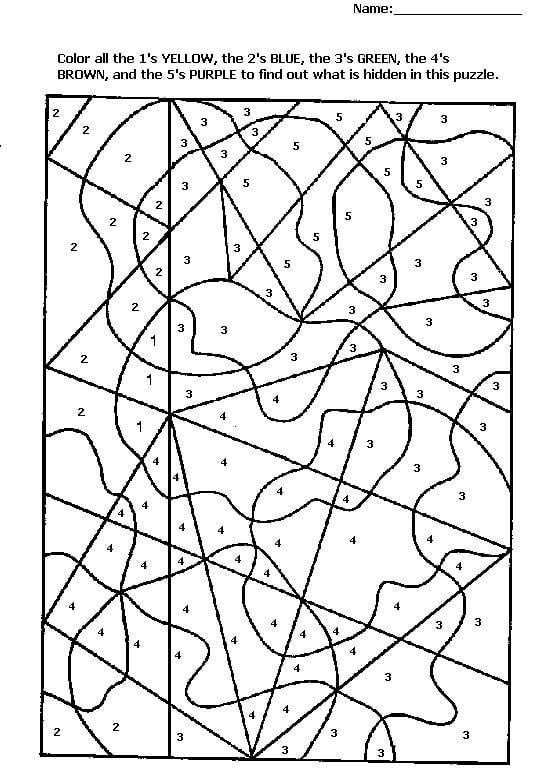 Grade 3 Worksheets #4