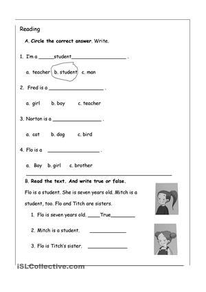 Incredible English 2 Worksheets #4