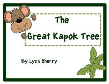 Great Kapok Tree Worksheets #5
