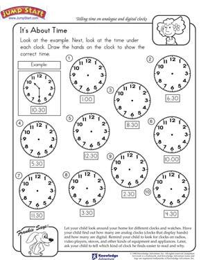 Kindergarten Free Math Worksheets #2