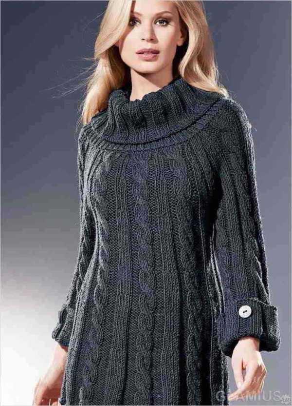 Модные женские свитера 2015