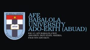 ABUAD cut off mark for all courses