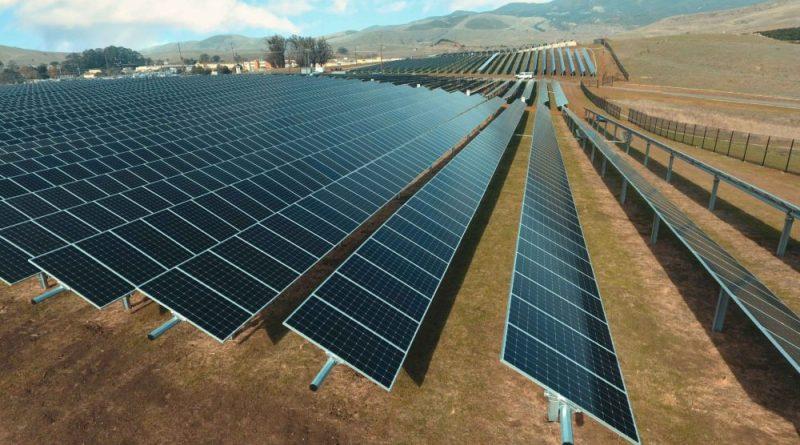 New Solar Farm Produces 25% of Cal Poly's Energy Needs