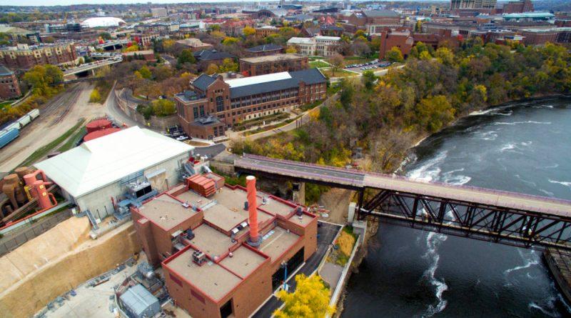 UMN Energy Plant Wins Sustainable Minnesota Construction Association Award