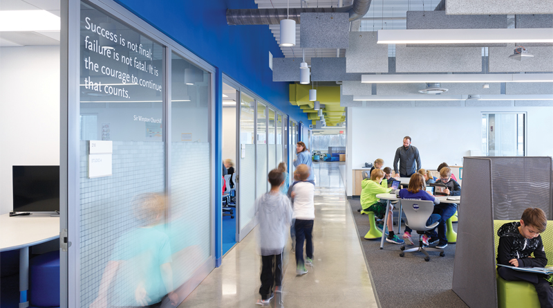 Facility of the Month: Pushing the Boundaries of Education Design