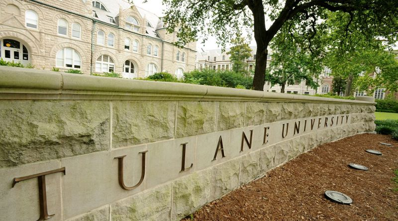 Tulane University Receives $10 Million Gift for New Science Building