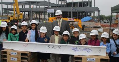 Massive New Jersey Elementary School Under Construction