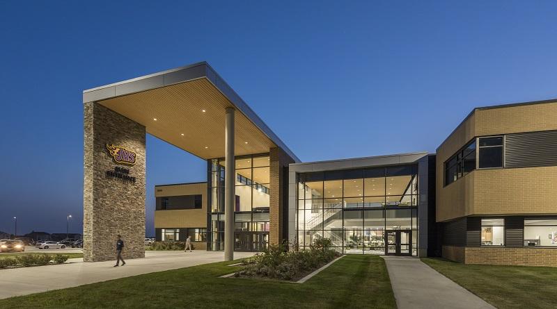 Q&A: Forward-Thinking Design Produces Unique Iowa High School