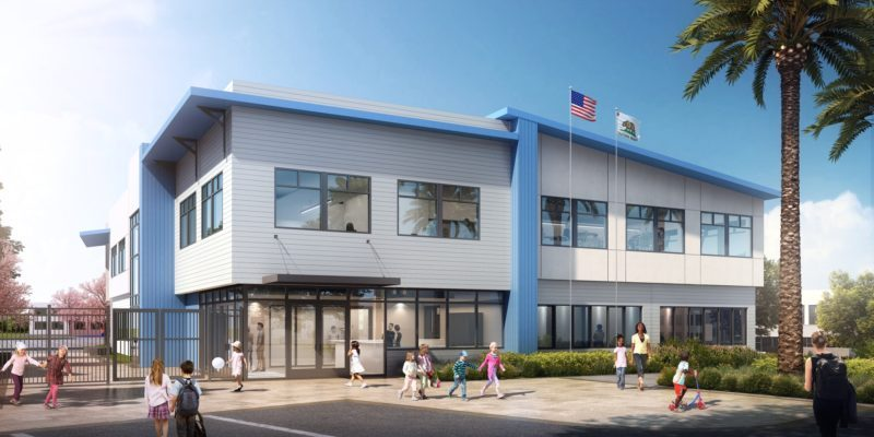 SVA Architects Teams with Hermosa Beach City School District on Numerous Projects