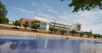 New Arnold Health Professions Pavilion Serves Lebanon Valley College