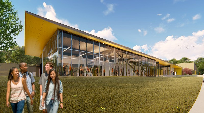College of Marin Breaks Ground on Aquatic and Fitness Center