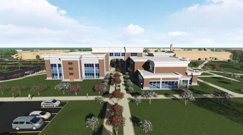 Pensacola State College Breaks Ground on New STEM Building Wing