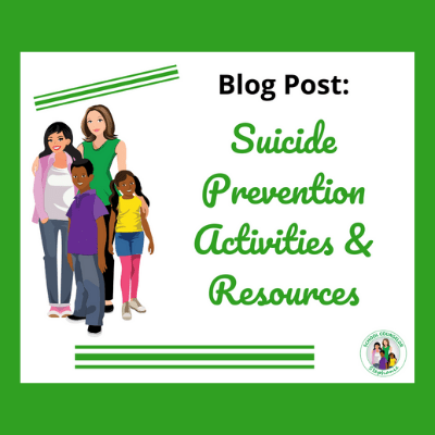Suicide Prevention Activities & Resources