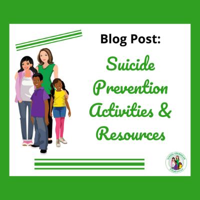 Suicide Prevention Activities & Resources