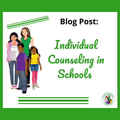 Individual Counseling in Schools