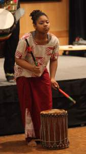 The Marcus Garvey Academy African Drum and Dance group will return at this year's Multicultural Fair.