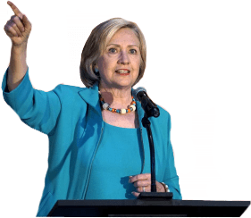 Hillary Clinton, image from nbcnews.com