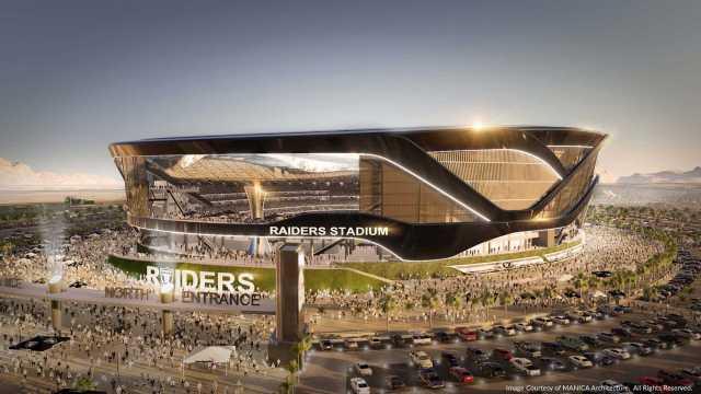 Raider's Stadium