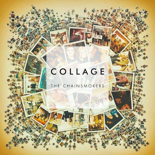 Collage EP cover By The Chainsmokers
