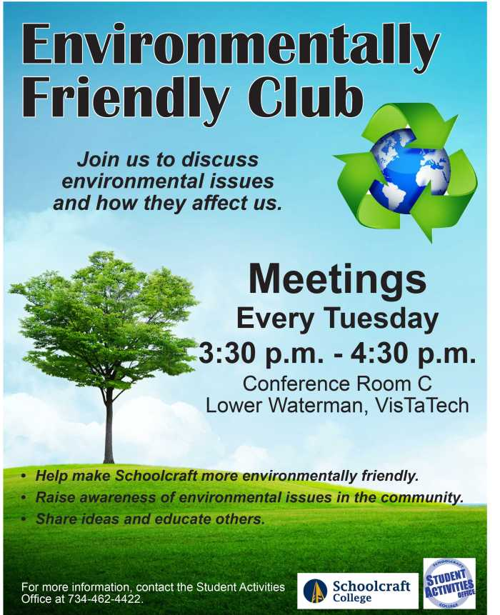 Environmentally Friendly Meetings