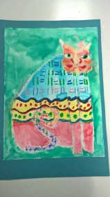 Schooled in Love: Laurel Burch Cats