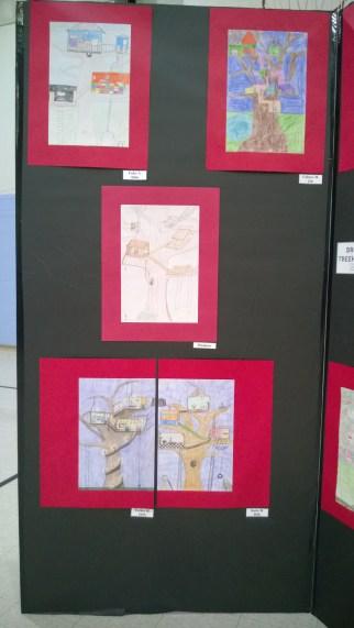 Schooled in Love: 2015 Art Show