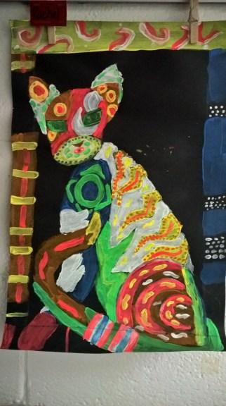 Schooled in Love: Oaxacan Wood Carvings