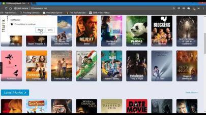 Top Movies Websites
