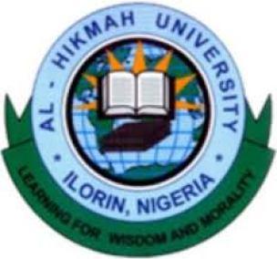 Al-Hikmah University postgraduate form