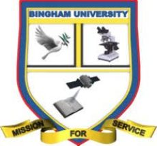 Bingham University Postgraduate Admission Form