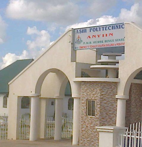 Ashi Polytechnic School Fees