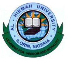 Al-Hikmah University Top-Up Admission Form