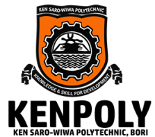 KENPOLY Part-Time Form