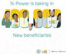 N-power recruitment