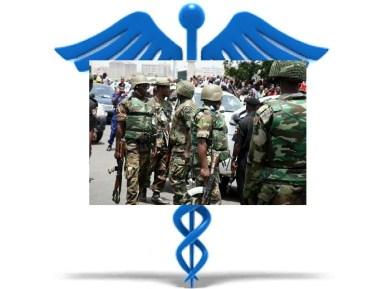 Nigerian Army College of Nursing Post-Basic Midwifery Form