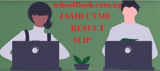Jamb Result Checker Portal