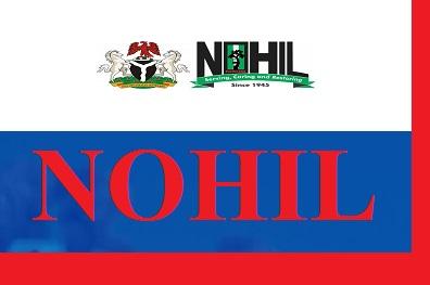 NOHIL Post-Basic Nursing Admission Form