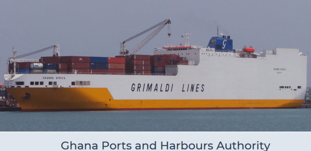 Ghana Ports and Harbours Authority Recruitment