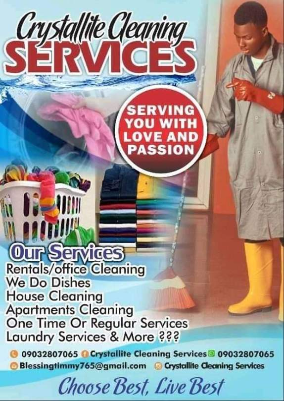 Crystallite Cleaning Service