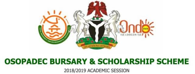 OSOPADEC Bursary and Scholarship Awards