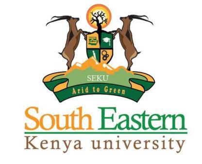 SEKU Undergraduate Degree Admission Form