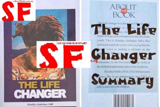 The Life Changer JAMB Novel PDF