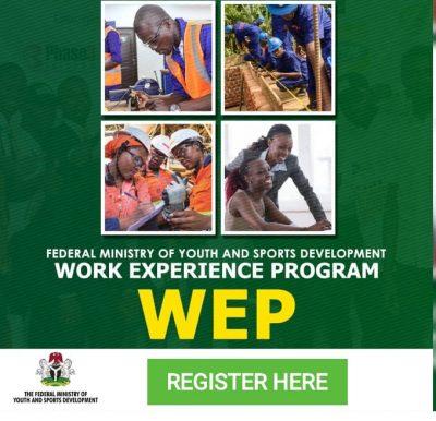 Work Experience Program