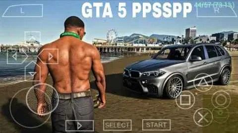 GTA 5 PPSSPP GTA V ISO Download Highly Compressed