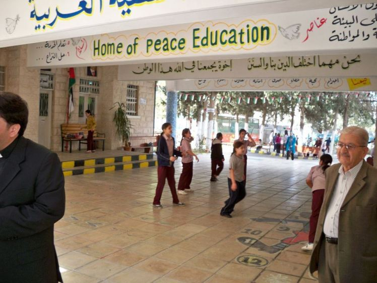 Arab Episcopal School, Irbid, Jordan