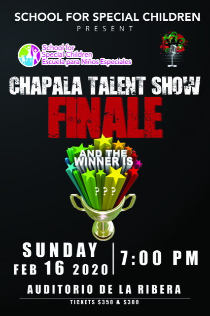 Chapala Talent Show Finale