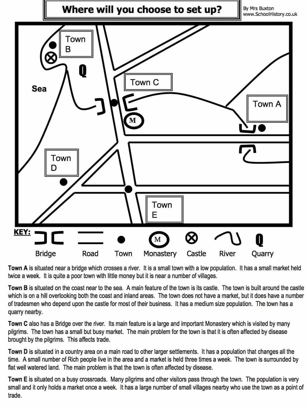 Juneteenth History Worksheet